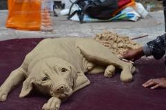 zandhond